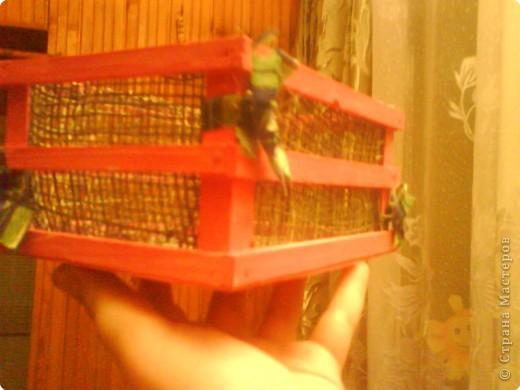 С виду обычная коробочка,..   фото 1