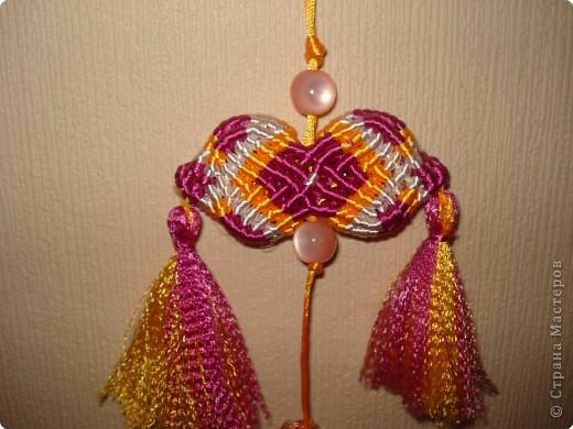 плетёный оберег фото 2