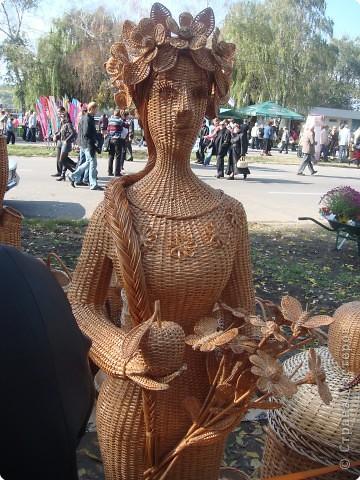 Эта дама из папье-маше фото 10