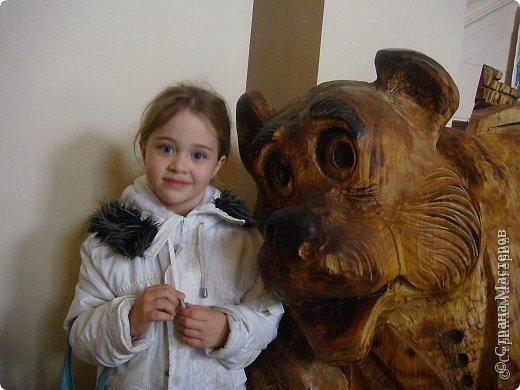 Выставка кукол в фойе. Куклы чарующе манят... в сказку. фото 7