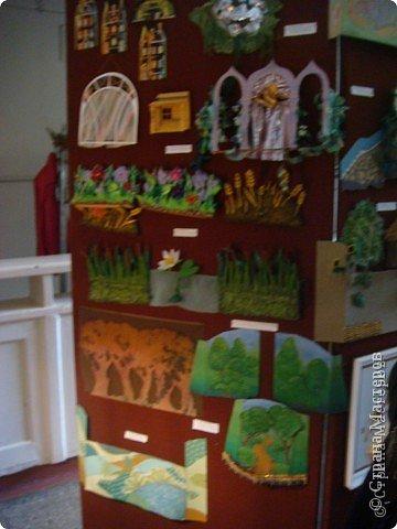 Выставка кукол в фойе. Куклы чарующе манят... в сказку. фото 11