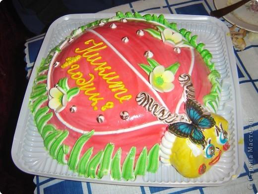 Этот торт дочкин фото 7