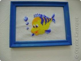 Моя рыбка