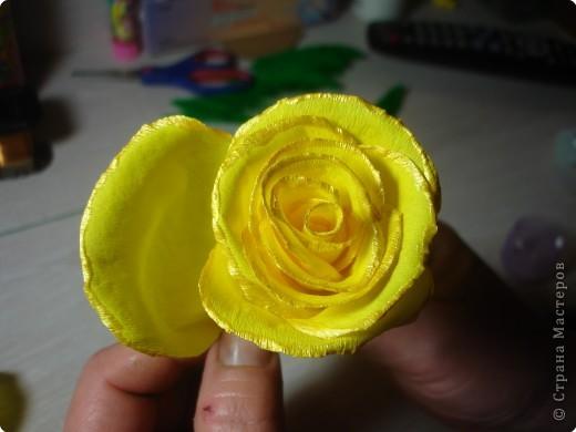 Учимся делать розы. фото 14