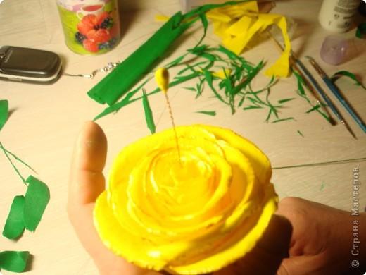 Учимся делать розы. фото 17