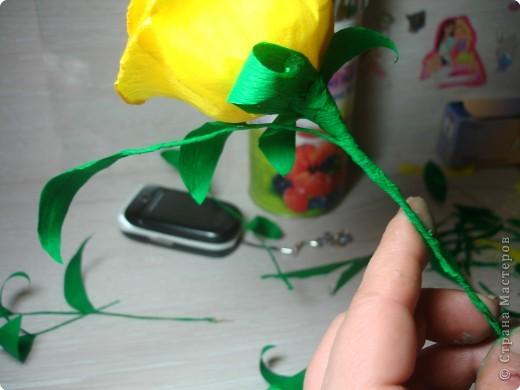 Учимся делать розы. фото 22