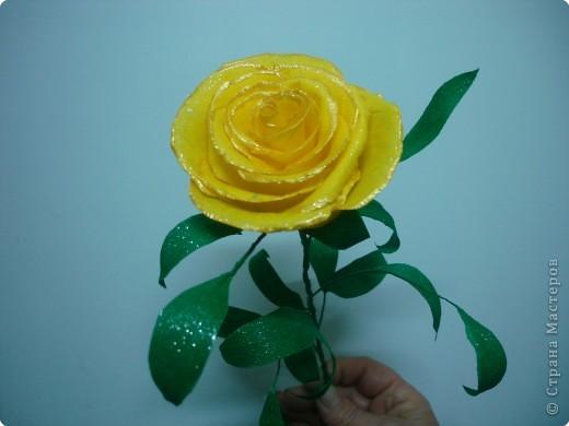 Учимся делать розы. фото 30