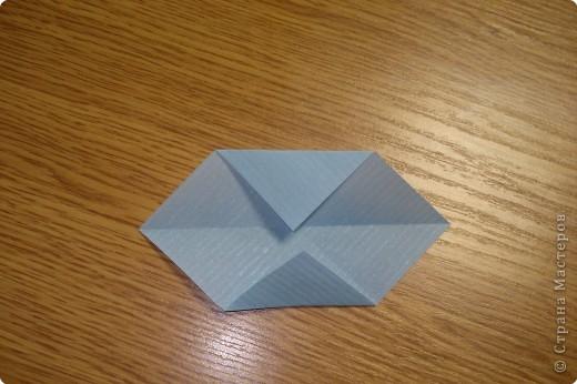 Оригами: Снежинки фото 5