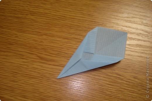 Оригами: Снежинки фото 7