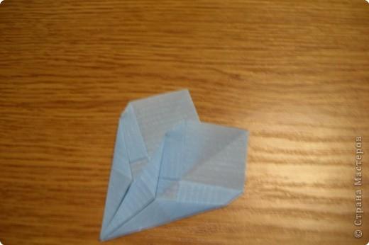 Оригами: Снежинки фото 8