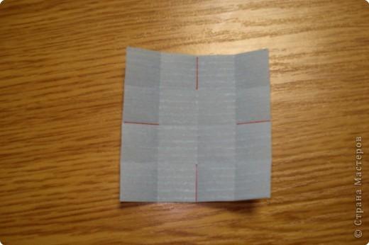 Оригами: Снежинки фото 17