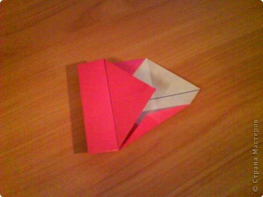 Квадрат для нижней части шкатулки  такого же размера, что и  для крышки. Намечаются две диагонали фото 8
