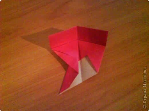 Квадрат для нижней части шкатулки  такого же размера, что и  для крышки. Намечаются две диагонали фото 10
