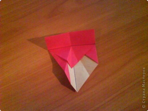 Квадрат для нижней части шкатулки  такого же размера, что и  для крышки. Намечаются две диагонали фото 11