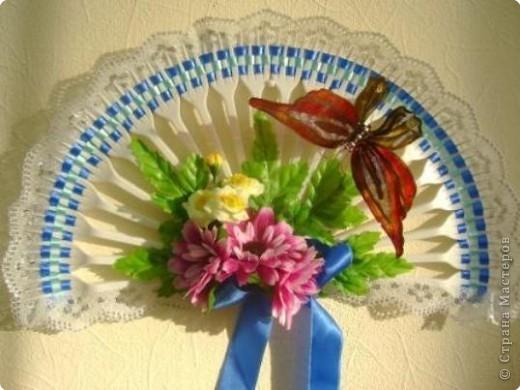 Бабочки сделаны из пластиковой бутылки фото 1