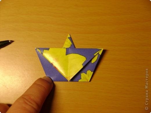 Такая звезда получается если все модули сделать одного цвета фото 6