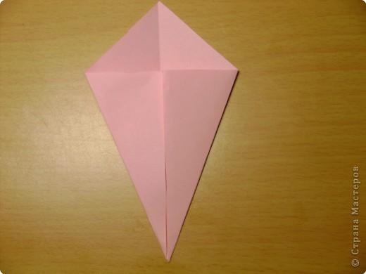 Оригами: Звезда фото 3