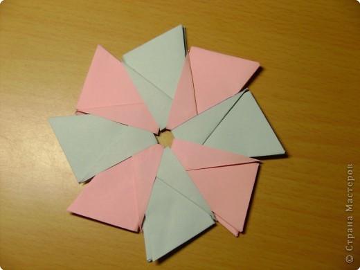 Оригами: Звезда фото 10