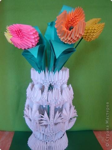 Оригами модульное: Мои пробные работы оригами фото 7