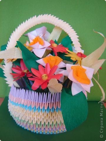Оригами модульное: Мои пробные работы оригами фото 10