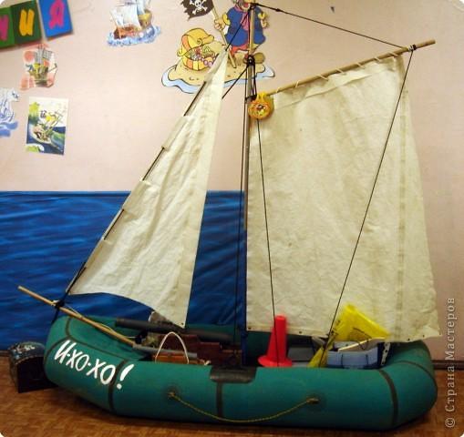 Декор лодка своими руками 99