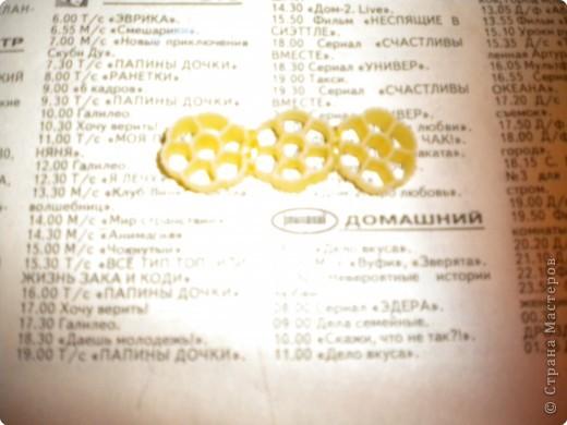 Шкатулка из макарон фото 4