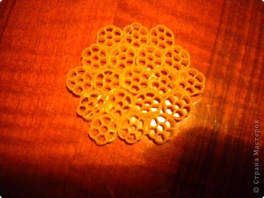 Шкатулка из макарон фото 6