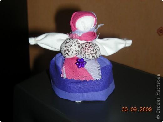 Вепсская кукла с лялькой фото 2