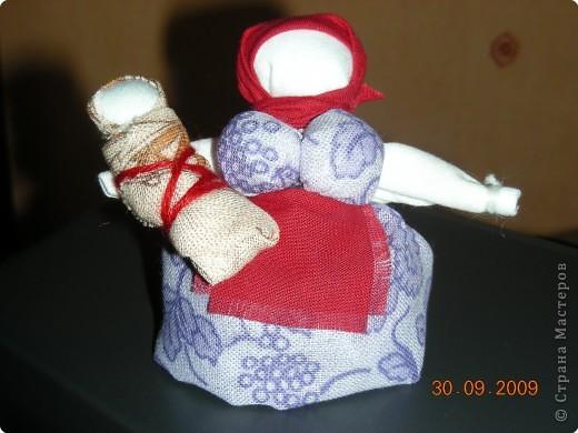 Вепсская кукла с лялькой фото 1