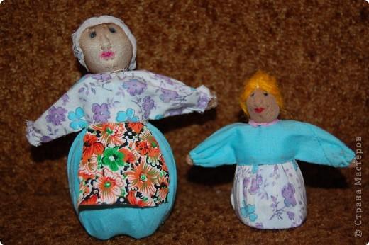 мои куклы погремушки  фото 1