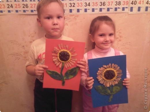 Творческий процесс и довольные детишки фото 3