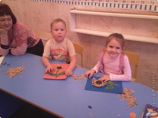 Творческий процесс и довольные детишки фото 2