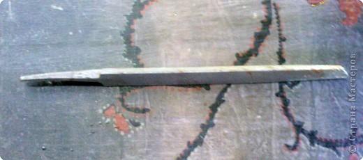 Это наши самодельные крутилки-рогатки-вилки для квиллинга.  фото 2