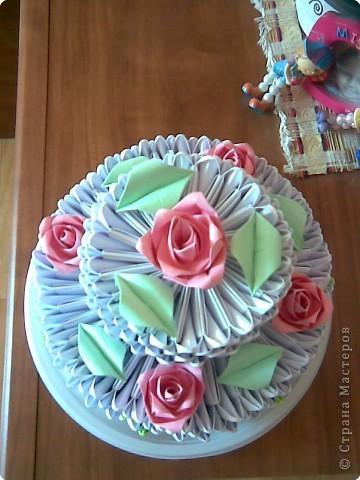 тортик к ЮБИЛЕЮ! фото 1