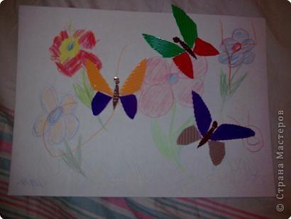 Не определена: Бабочки