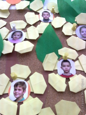 "Оригами: ""Классное дерево"" 2 ""Б""класса фото 3"