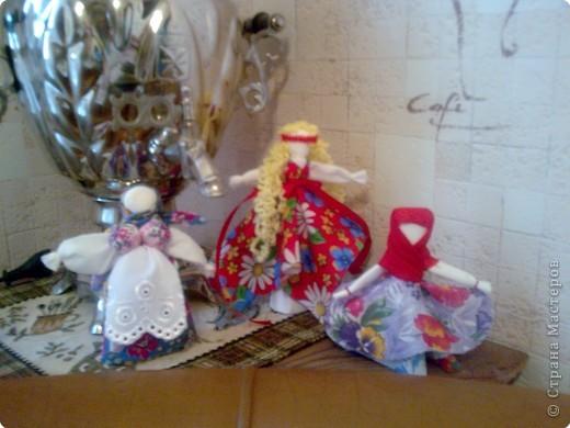 Куколки, которые нас берегут и радуют!!! фото 1