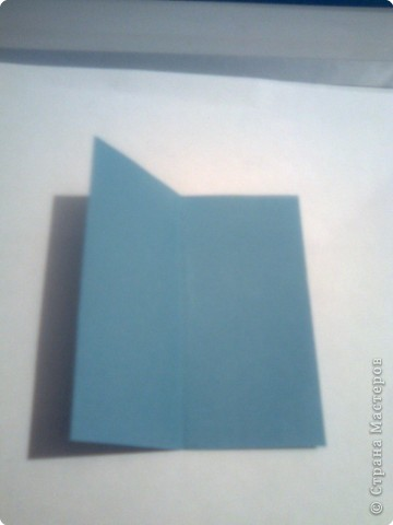 Складываем квадрат попалам. фото 1