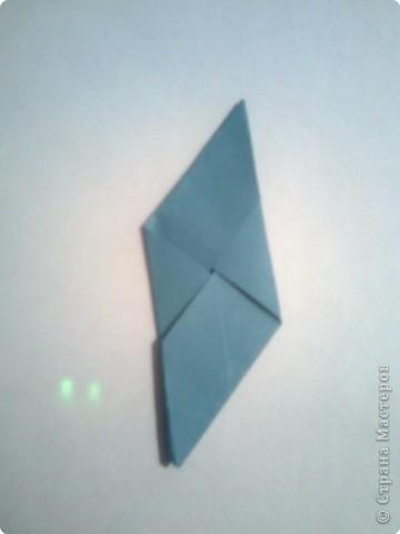 Складываем квадрат попалам. фото 7