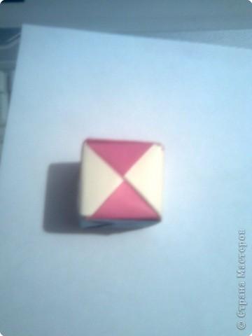 Складываем квадрат попалам. фото 14