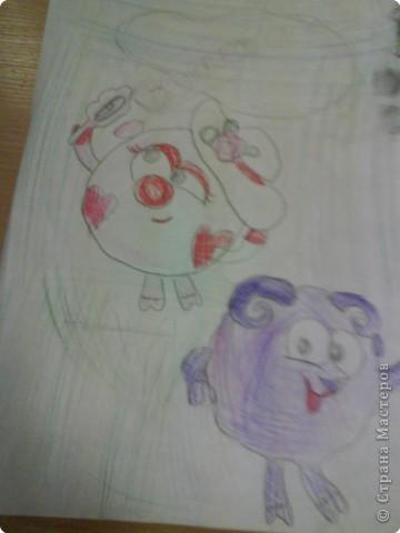 Рисование и живопись: мои рисуночки фото 1