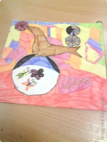 Рисование и живопись: мои рисуночки фото 5