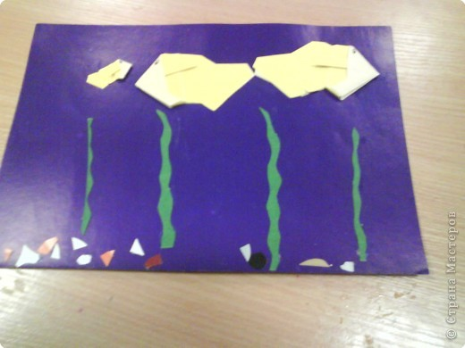 Оригами: Рыбки фото 2