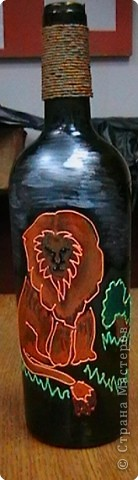 Роспись: Царь зверей