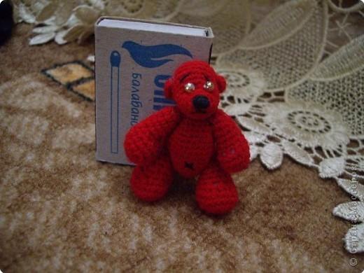 Вязание крючком: Мишутка фото 2