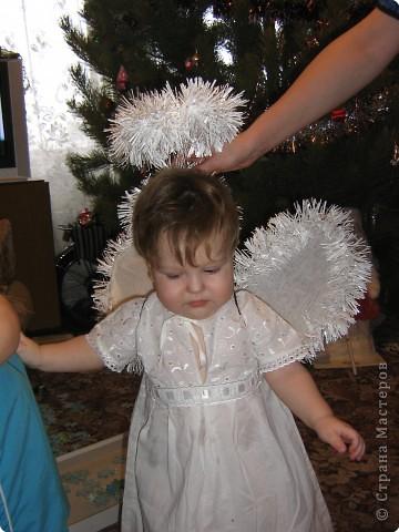 Шитьё: Сыночек-ангелочек