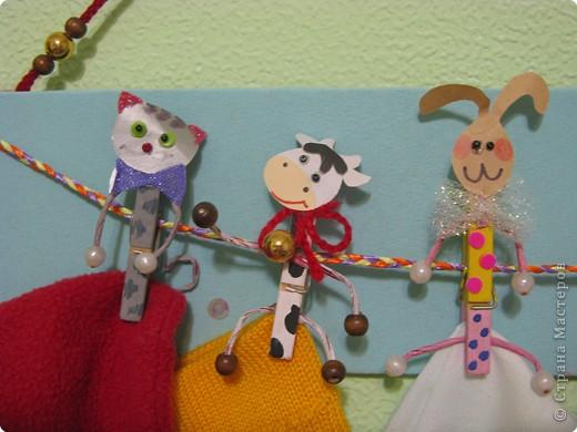 Теперь наши вещи в Детском саду на долго не теряются. фото 3