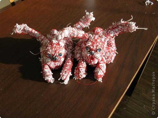 Скульптура: Пасхальные зайцы