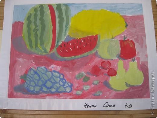 Рисовали ученики 4-го класса. фото 2