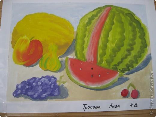 Рисовали ученики 4-го класса. фото 3